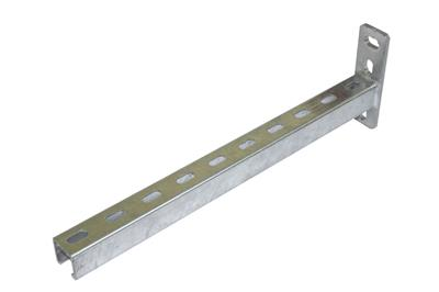 41x41 slotted channel cantilever