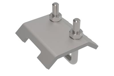 Clamps for metal beams - type G
