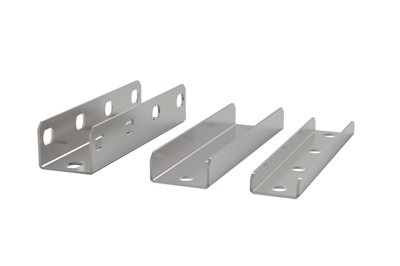 Joints for stainless steel channels