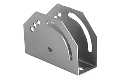 Bracket with adjustable angle