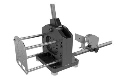 Din rail cutting tool