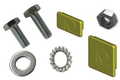 BUL - Screw and washer for strut components