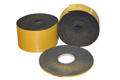 Neoprene gaskets in rolls