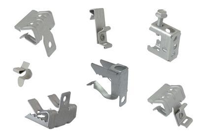 Clip Spring Steel Fasteners