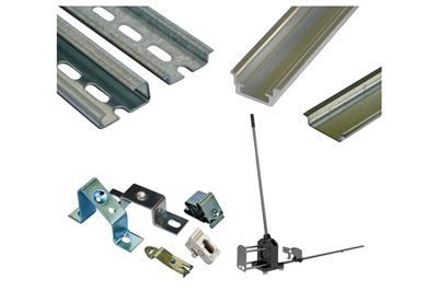 DIN rails and profiles