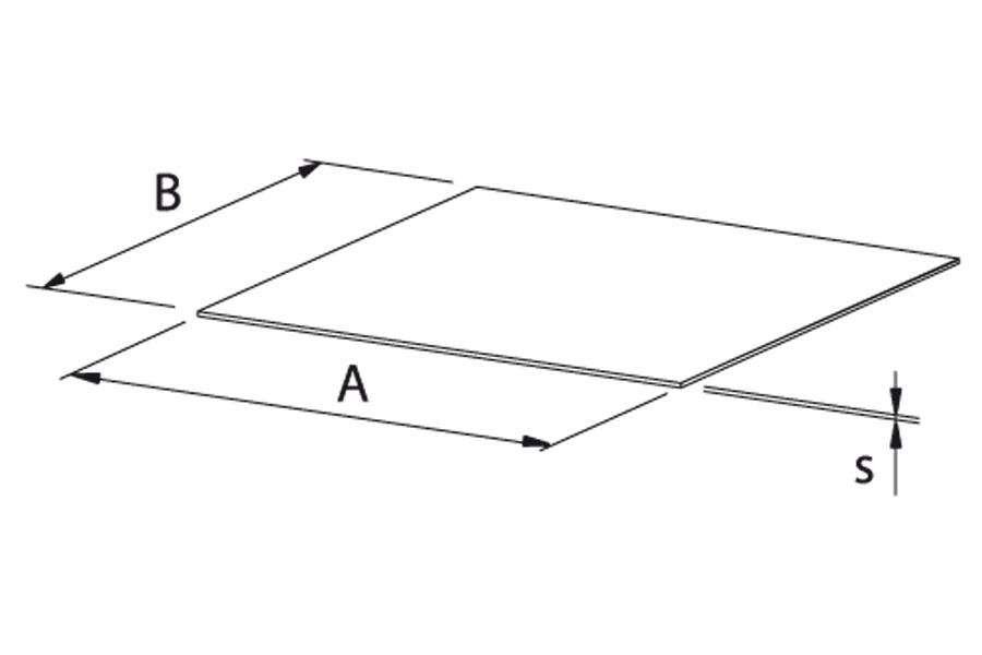 bimetallic sheets and washers