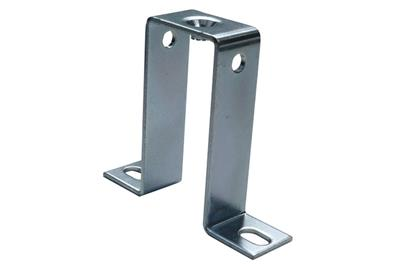 Supports for DIN rail