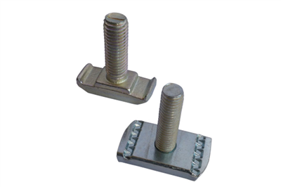 Hammer head screws