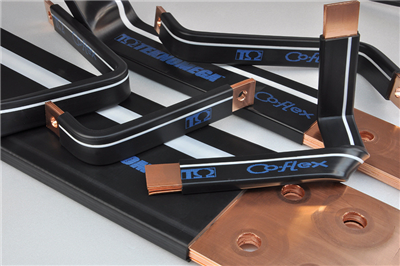 insulated copper flexible bar Co-flex